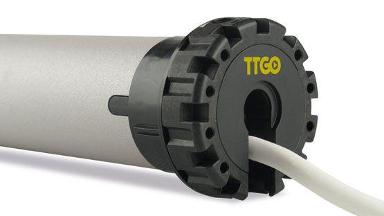 Motore Nice TTGO con finecorsa meccanico senza telecomando per tende e tapparelle