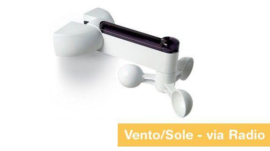 Sensore climatico Nice - Anemometro (Vento e Sole) radio per tende da sole