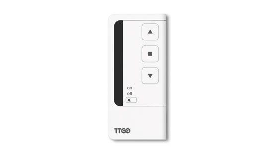 Telecomando Nice TG1s Trasmettitore ad 1 canale e comando Sole per tende e tapparelle