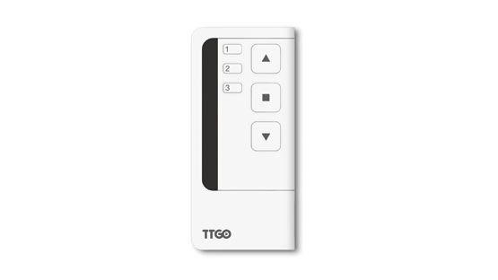 Telecomando Nice TG3 Trasmettitore a 3 canali per tende e tapparelle