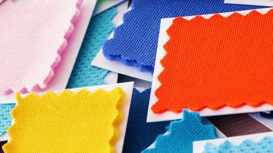 Tessuti economici in PVC saldati per tende da sole