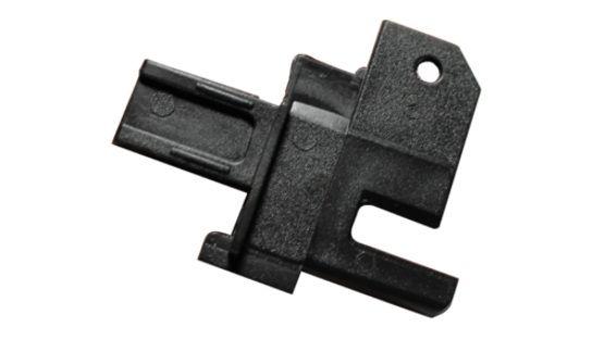 Corsoio barra maniglia in Nylon Tipo A per zanzariere