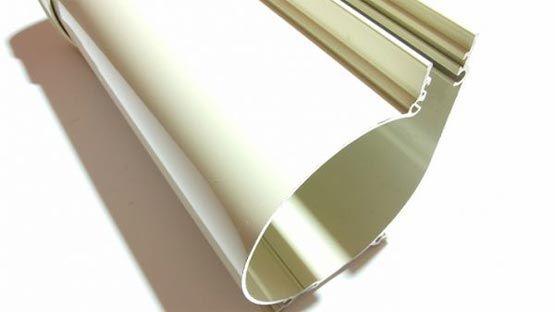 Cassonetto in alluminio 2 mm per tenda a caduta