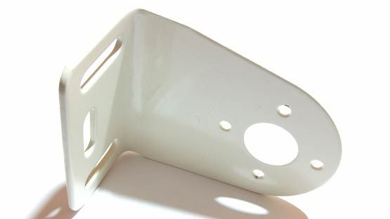 Staffa a mensola per tenda a caduta modello 3000-5000