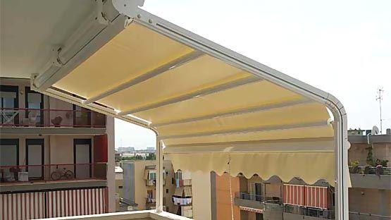 Tende Da Sole Per Balconi.Tende Da Sole Su Misura E Accessori