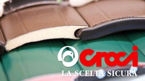 Tapparella di sicurezza in acciaio coibentato marchio Croci